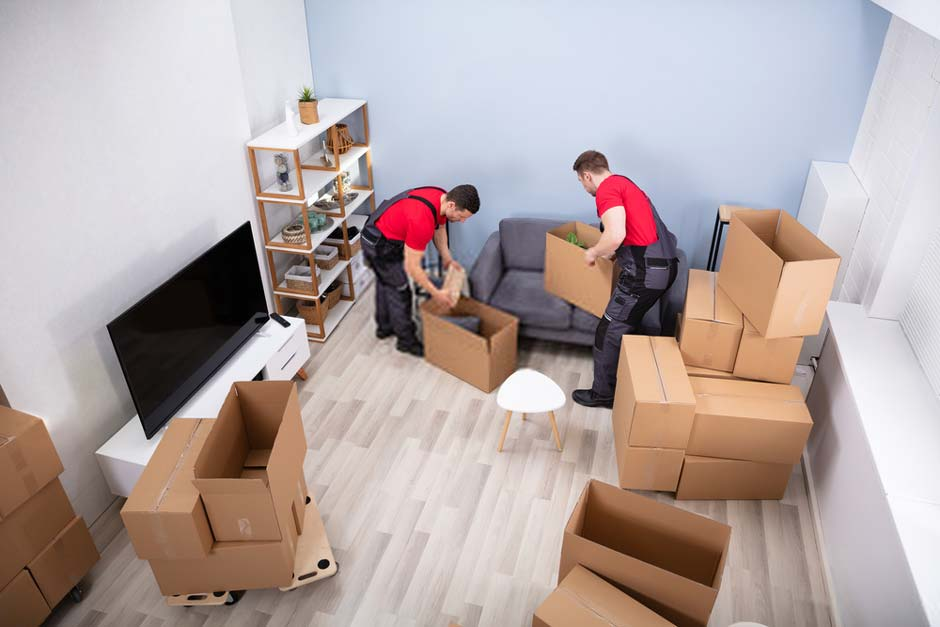 Villa Movers and Packers in Dubai